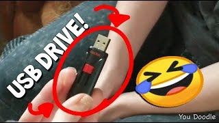 Parents Mistake USB Drive For JUUL!
