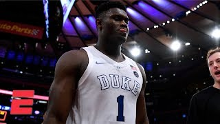 'Zion Williamson is NOT a sure thing' - David Jacoby | Jalen & Jacoby