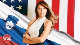 First Lady Melania Trump Making Slovenia Great Again | 🇸🇮💁