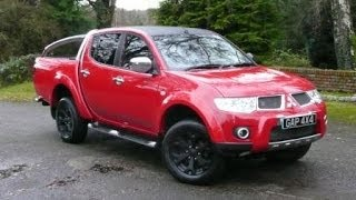 Ford Ranger Vs Mitsubishi Strada Vs Toyota Hilux | Autos Weblog