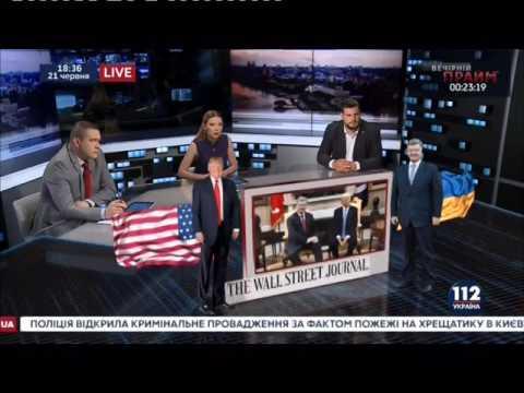 Візит Порошенка до США: президент мав чітко заявити про агресію Росії, ‒ Андрій Іллєнко
