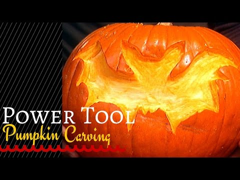 Pumpkin Carving with Ahmed-DIY