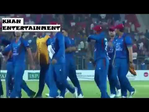 Rashid Khan Bowling vs Bangladesh (AFG VS BAN)