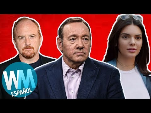 ¡Top 10 Escándalos y Disputas de Celebridades del 2017!