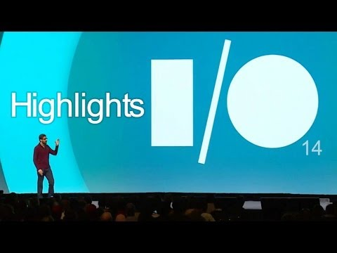 Google I/O 2014 Highlights (Android L, TV, Auto, Watches and more!)