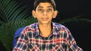 Chappa Kurishu - Blessing Today 609 (27 May 2013) | The Temptations of Jesus - Part 1