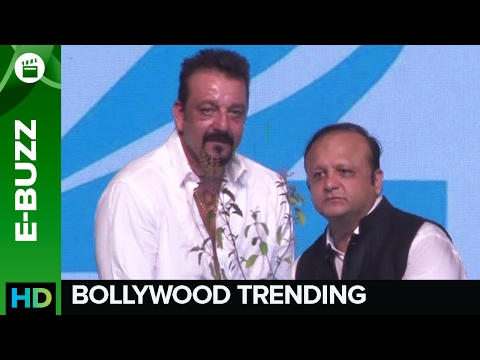 Sanjay Dutt Goes Green At World Environment Day Event | Bollywood News | ErosNow eBuzz