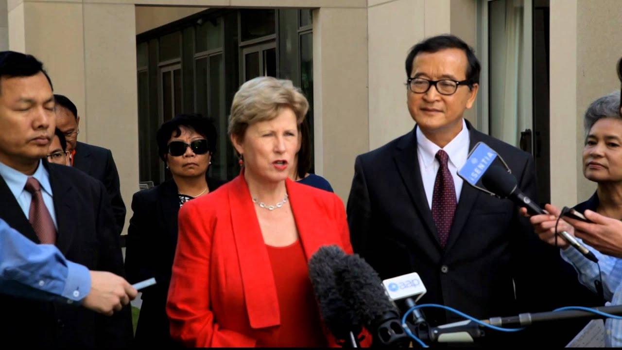 Sam Rainsy australia