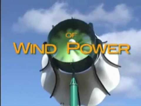 Revolutionary New Wind Turbine Design - Wind Tamer - The Flower Power Wind Turbine