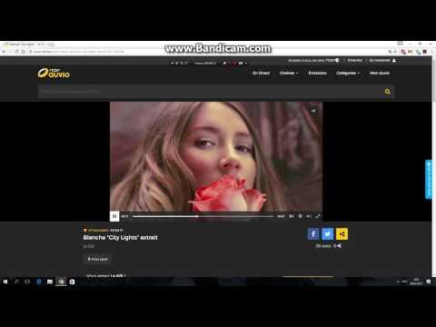 Blanche - City Lights (Eurovision Belgium 2017 teaser)
