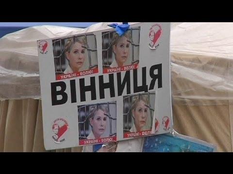 Pro-Tymoshenko camp vows to remain