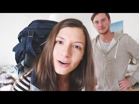Weltreise Tag 363 • Unsere Wohnung aus Paletten • Vlog #049