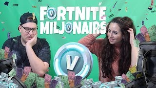 FORTNITE MILJONAIRS QUIZ SHOW! 💰