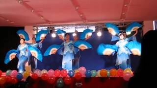 Dance Performance In Wuhan China