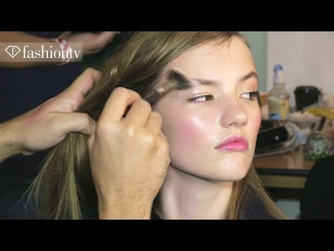 Roksanda Ilincic Spring/Summer 2013 Backstage | London Fashion Week | FashionTV