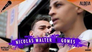 Nícolas Walter (RS) x Gomes (DF) | SEGUNDA FASE | Interestadual II | 2019