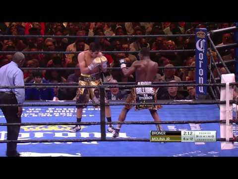 Adrien Broner vs. John Molina Jr. - Full Length Fight - Premier Boxing Champions on NBC