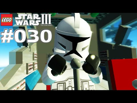 Let's Play LEGO Star Wars 3 The Clone Wars #030 Klonkrieger [Together] [Deutsch]