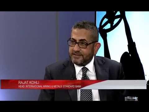 News Leader with Rajat Kohli, Head: International Mining and Metals : Standard Bank - 02 Feb 2015