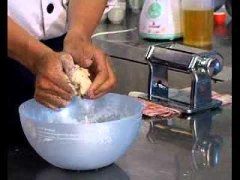 Cara Membuat Mie Telor.  Kursus Kuliner - Tristar Culinary Institute