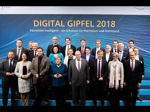 Digital-Gipfel 2018: Den digitalen Wandel gemeinsam gestalten