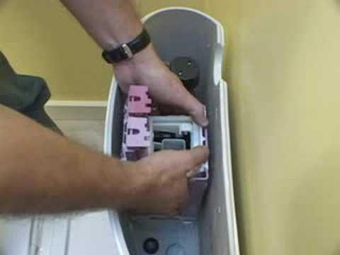 Replacing a Dual Flush valve