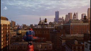 Spider-Man Live Gameplay Walkthrough - E3 2018