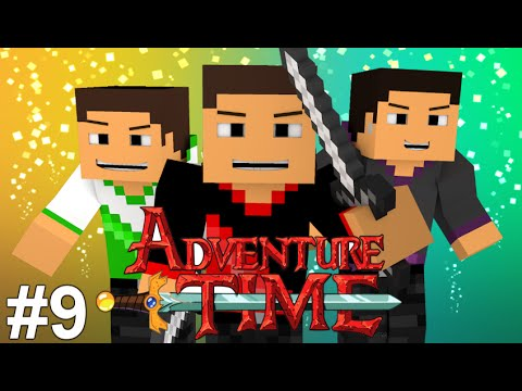PRANKING KEVIN Minecraft: Adventure Time with the Finest Ep. 9