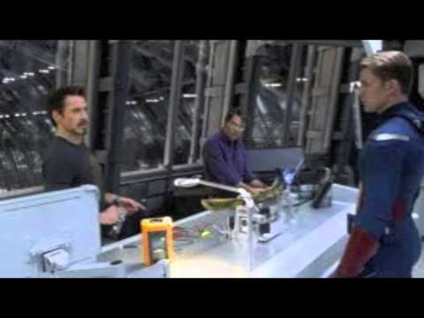 The Avengers (2012) Audio Commentary Robert Downey Jr, Tom Hiddleston