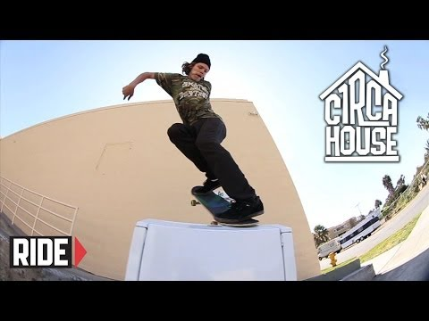 C1RCA House Ep 1 - Windsor & Kirby Skate Appliances!