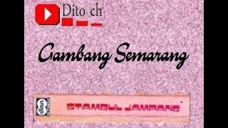 Download Lagu Lirik orkes Keroncong Betawi - Gambang Semarang Gratis STAFABAND