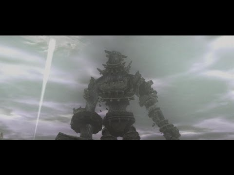 Shadow of the Colossus PS3 All Cutscenes HD