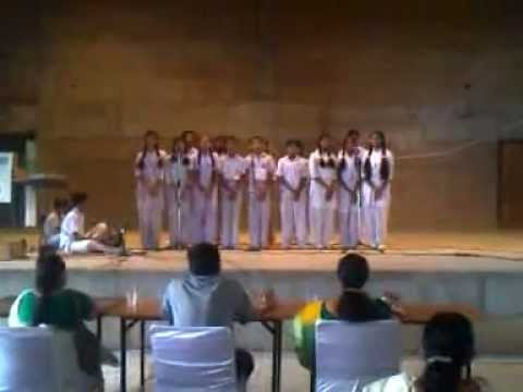Inter Kerala School Patriotic Song Competition 2012 video
