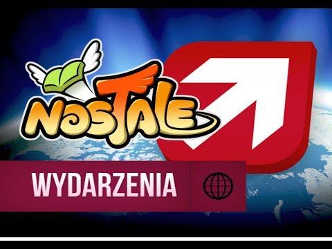 Wydarzenia NosTale [PL] #4 /w Karboksyl - Dlaczego Ludzie Przestają Grać?