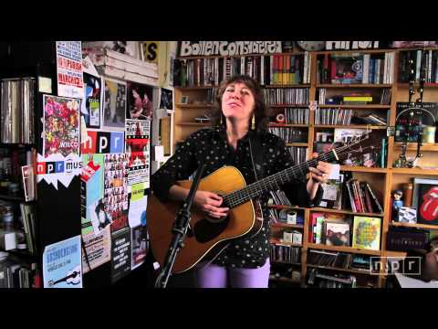 Martha Wainwright: NPR Music Tiny Desk Concert