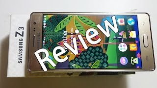 Samsung Z3 Review with Tizen OS