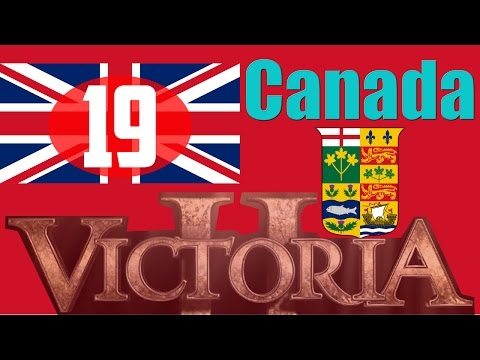 When Careful Planning Comes To Fruition [19] Canada Victoria II