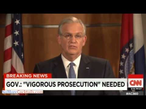 Dem Gov. Jay Nixon demands
