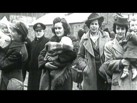 War brides reunite in Halifax
