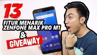 13 Fitur Menarik ASUS Zenfone Max Pro M1 - Jadi Gitu Toh!!!