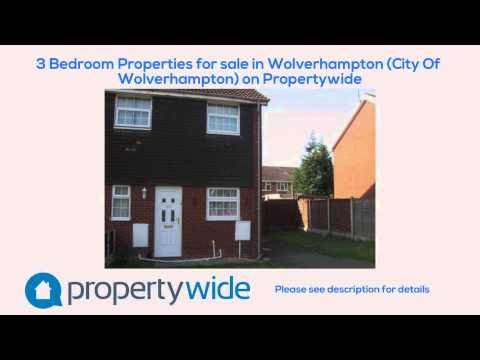 3 Bedroom Properties for sale in Wolverhampton (City Of Wolverhampton) on Propertywide