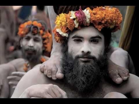 Om Shakti Om - Aruna Sairam : KUMBH MELA Pictures