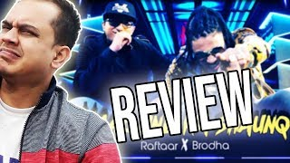 Raftaar X Brodha V Naachne Ka Shaunq Music Audio Review