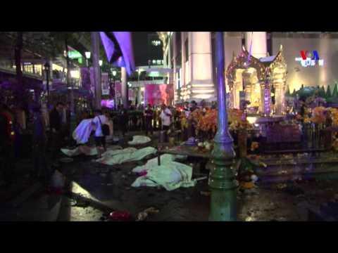 Arrestan a sospechosos de ataque a Bangkok