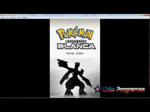 Emular Pokemon Blanco y Negro Para No$Zoomer