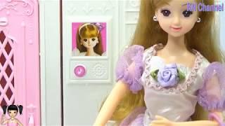 Thơ Nguyễn - Đồ chơi ngôi nhà đẹp như mơ của búp bê mini Hàn Quốc