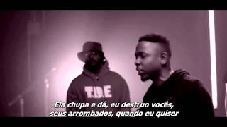 BET The Cypher 2013: Kendrick Lamar