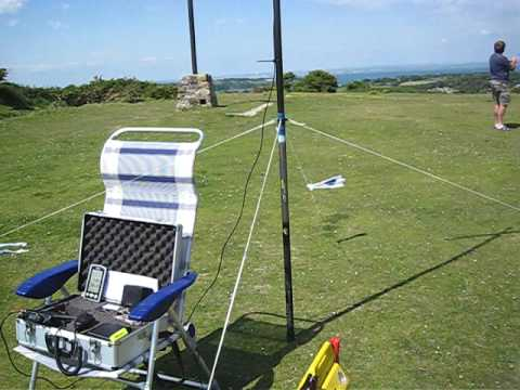 Practical Wireless 144 MHz QRP Contest June 2010