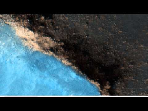 Hot Spring Lake Found On Mars, Sept 2014, UFO Sighting News.