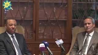 بالفيديو : رئيس الوزراء الليبي: لانقبل بالتدخل القطري في الشئون الليبية الداخلية